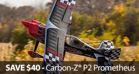 Carbon Z P2 Prometheus PNP Sale Promo Discount