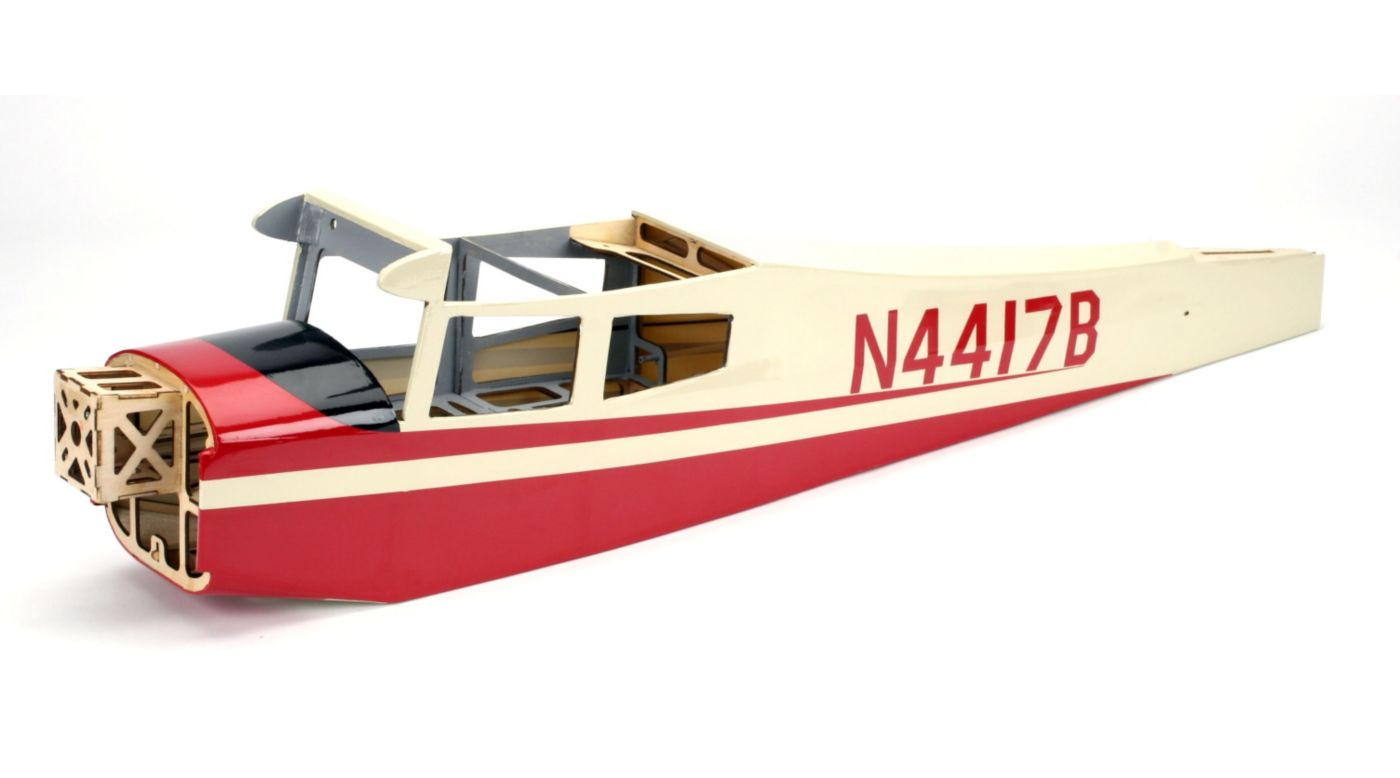 Image for Fuselage: Taylorcraft 450 from HorizonHobby
