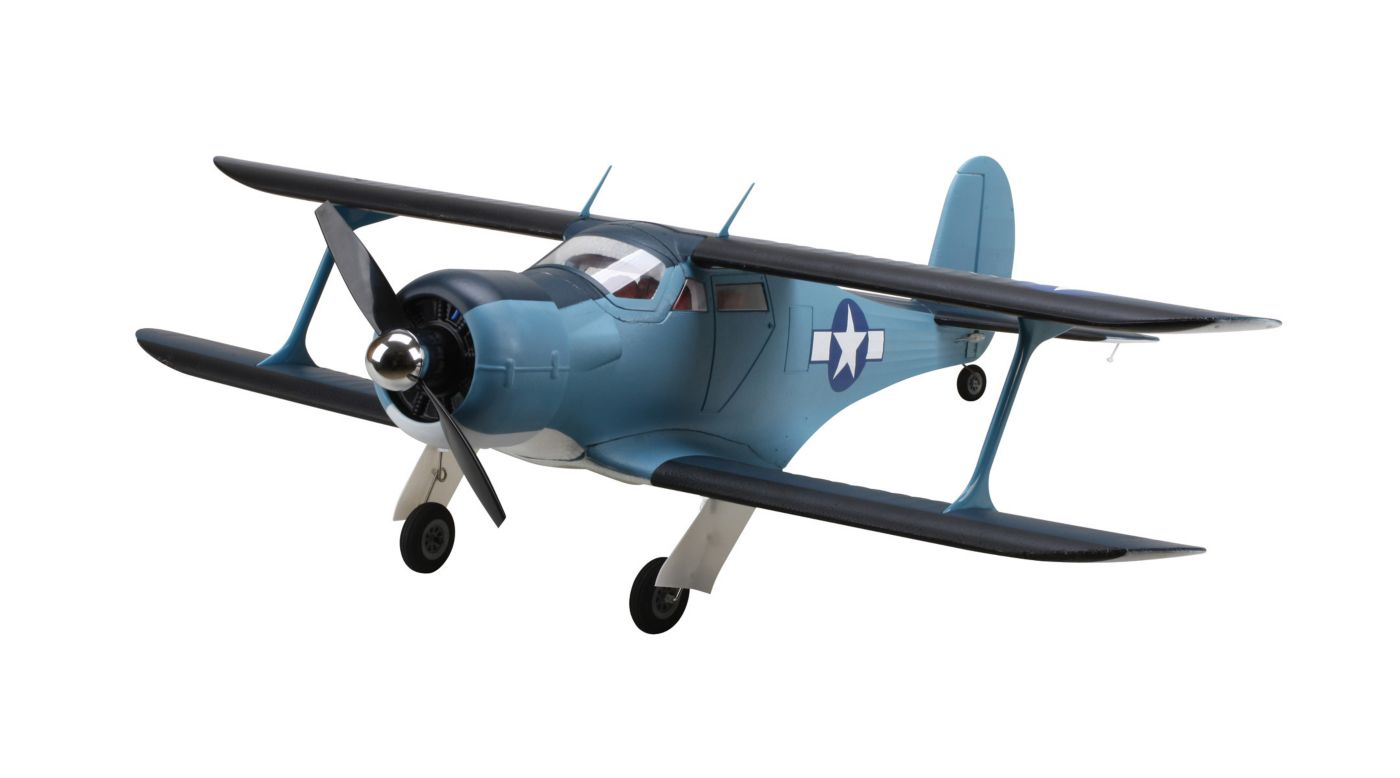 Image for Beechcraft Staggerwing 480 ARF from HorizonHobby