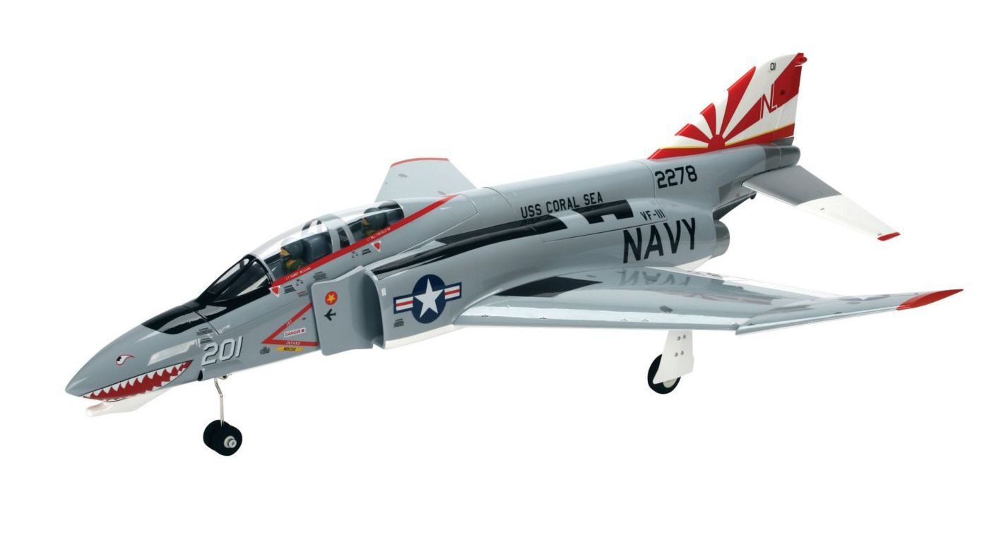 Image for F-4 Phantom 32 DF ARF from HorizonHobby