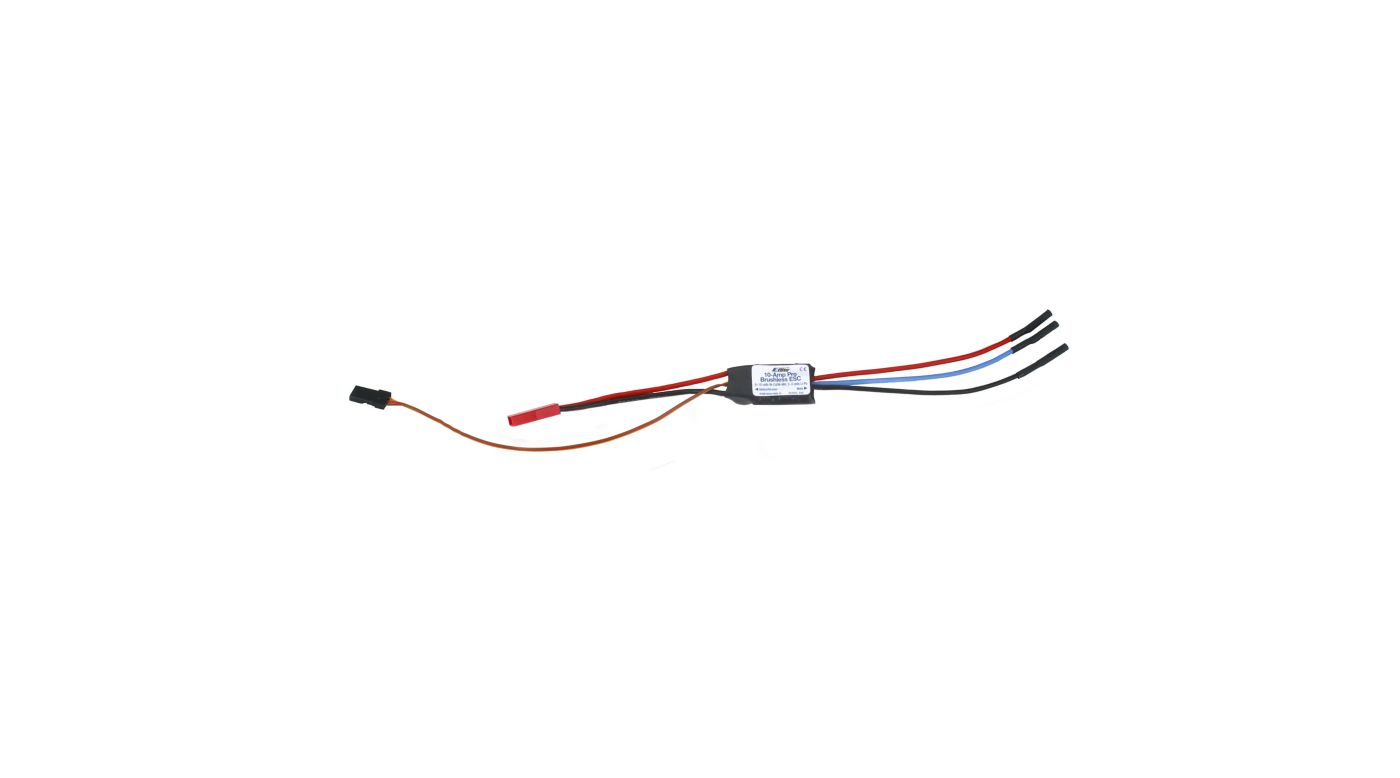 Image for 10-Amp Pro Brushless ESC from HorizonHobby
