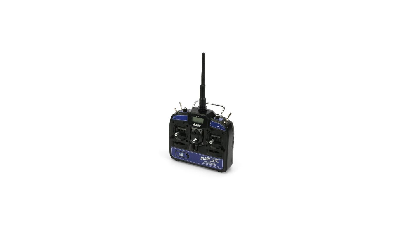 Image for HP6DSM 6-Channel Transmitter, 2.4GHz DSM2: BSR from HorizonHobby