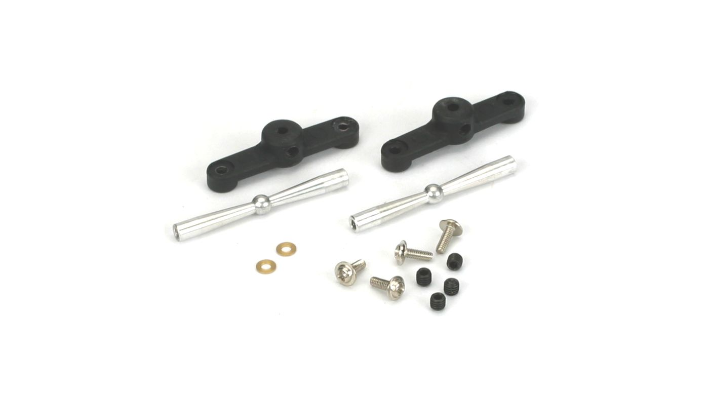 Image for Flybar Paddle Control Frame Set: B400 from HorizonHobby