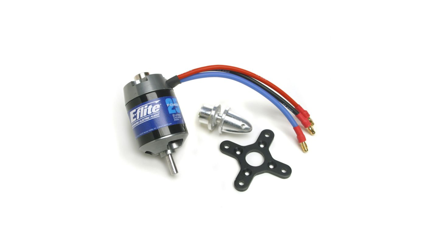 Image for Power 25 BL Outrunner Motor, 870Kv from HorizonHobby