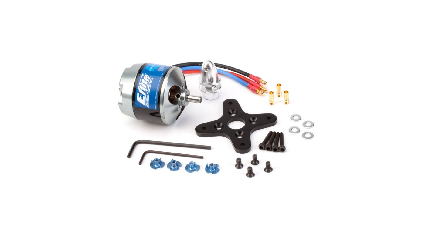 Image for Power 46 Brushless Outrunner Motor, 670Kv from HorizonHobby
