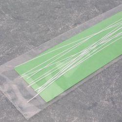 """Evergreen 100 Styrene Strip .010"""" Thick 14"""" Long pkg 10 x .020"""" 269-100"""