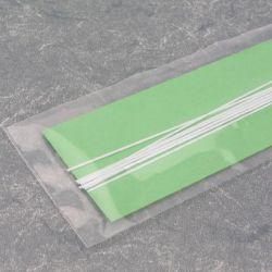 "EVG101 Evergreen Scale Models Styr strip .010x.030"" 10/ 269-101"