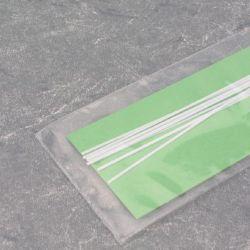 """Evergreen 102 Styrene Strip .010"""" Thick 14"""" Long Pkg 10 x .040"""""""