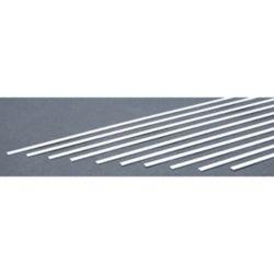 """Evergreen 155 Styrene Strip .060"""" Thick 14"""" Long x .100"""" pkg 10 269-155"""