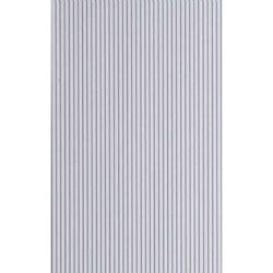 "Evergreen 4041 Styrene Siding Clapboard 0.04 x 6 x 12"" .040"" Spacing"