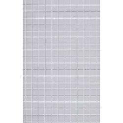 "Evergreen 4505 Styrene Square Tile .040 x 6 x 12"" .1 x 15.2 x 30.5cm 1/4"" .64cm Square 269-4505"