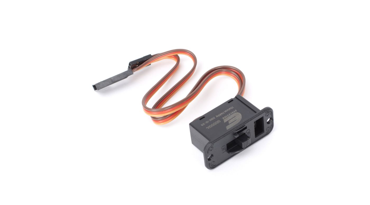 Image for Evolution 3 Wire Ignition/Rx Switch from HorizonHobby