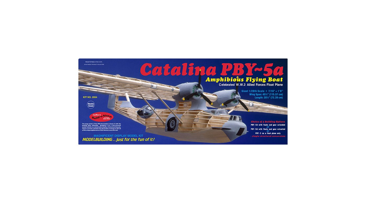 Image for PBY5A Catalina from HorizonHobby