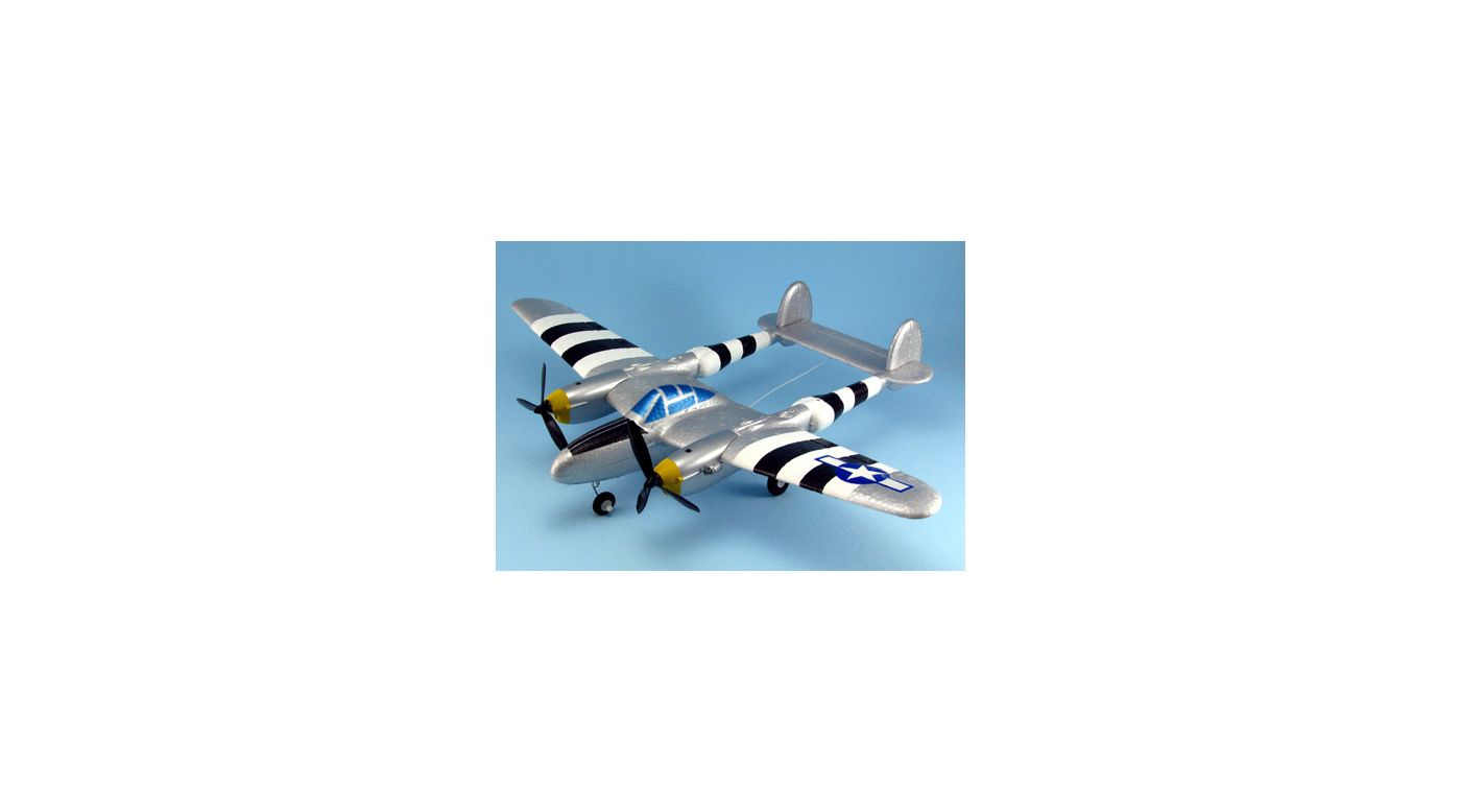 Image for P-38 Lightning Tuffoam R/C Park Flyer from HorizonHobby