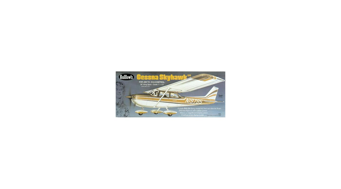 Image for Cessna Skyhawk from HorizonHobby