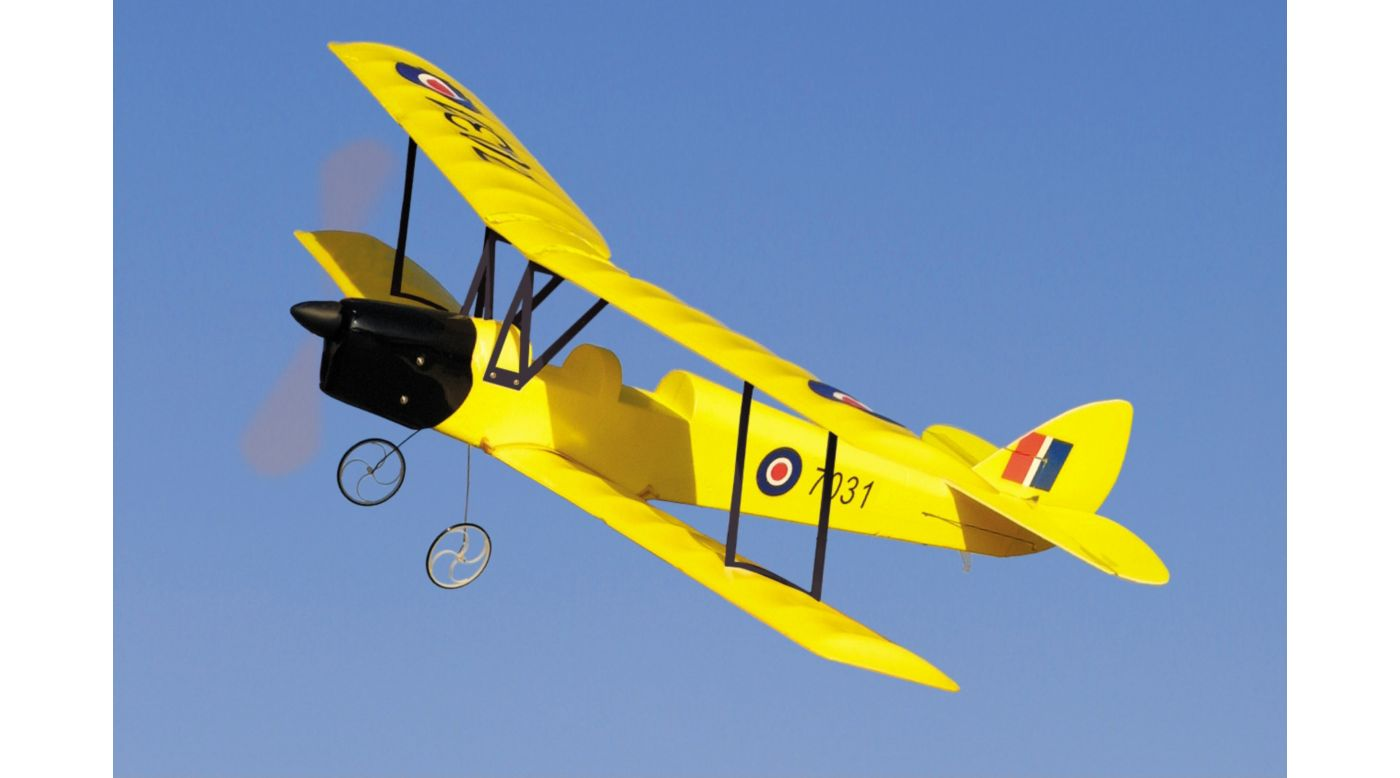 Image for Pico Tiger Moth ARF Slow Flyer from HorizonHobby