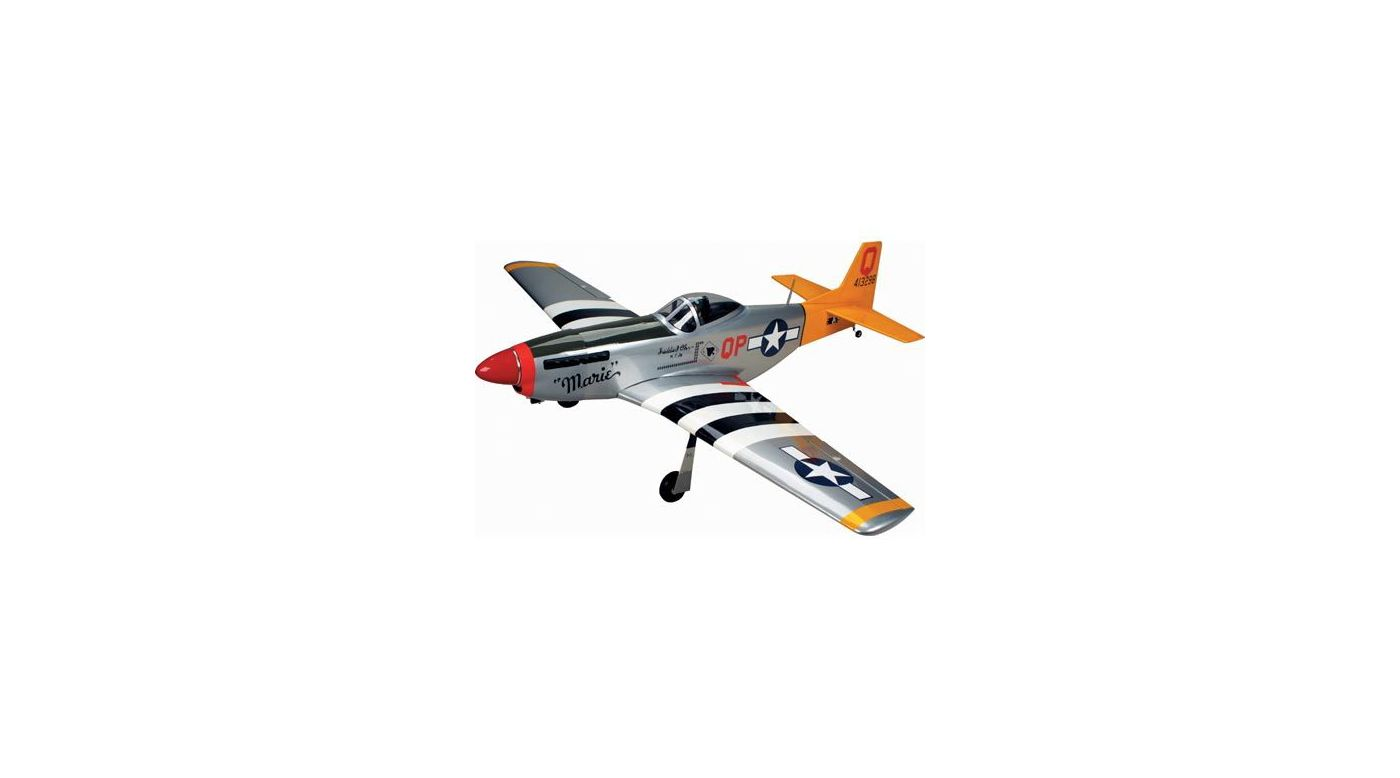 Image for P-51D Mustang 60 ARF from HorizonHobby