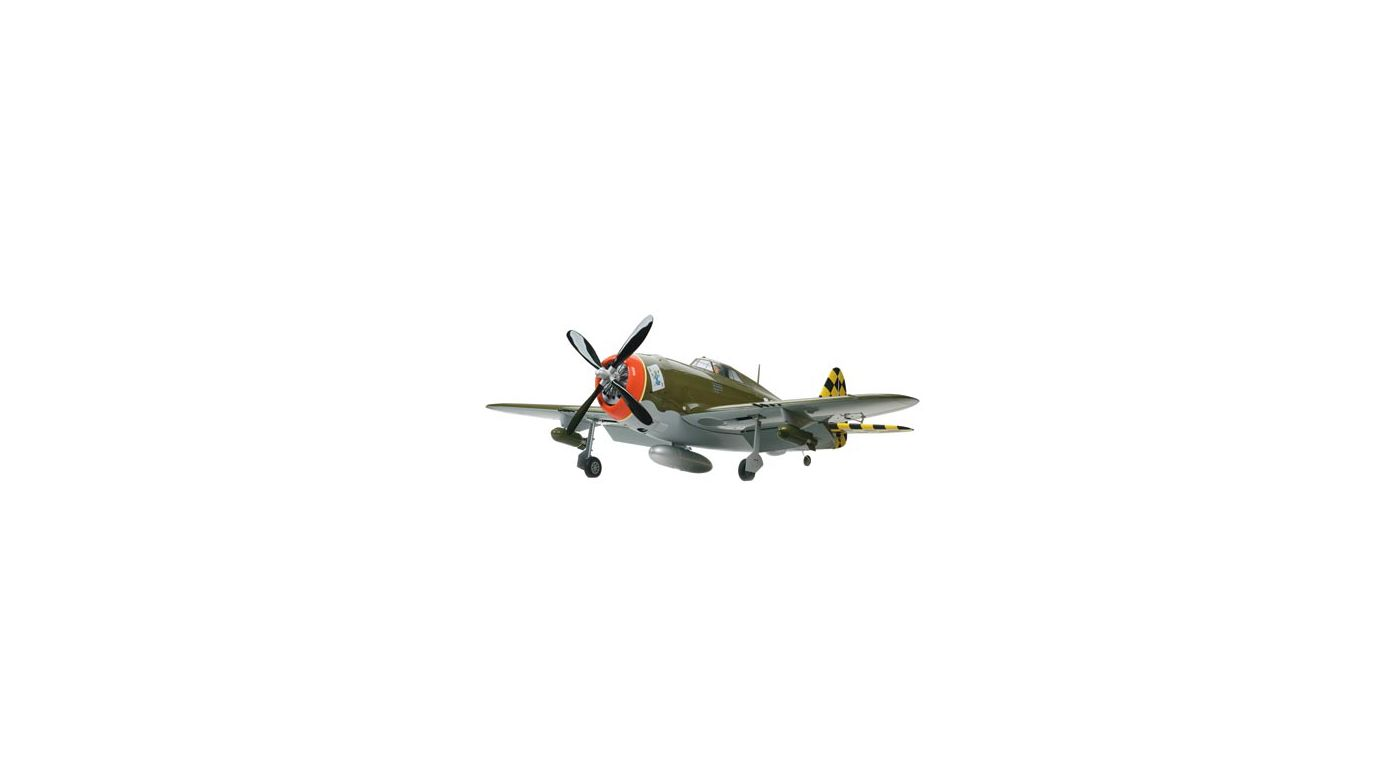 Image for P-47D Thunderbolt 150 w/Retracts ARF from HorizonHobby