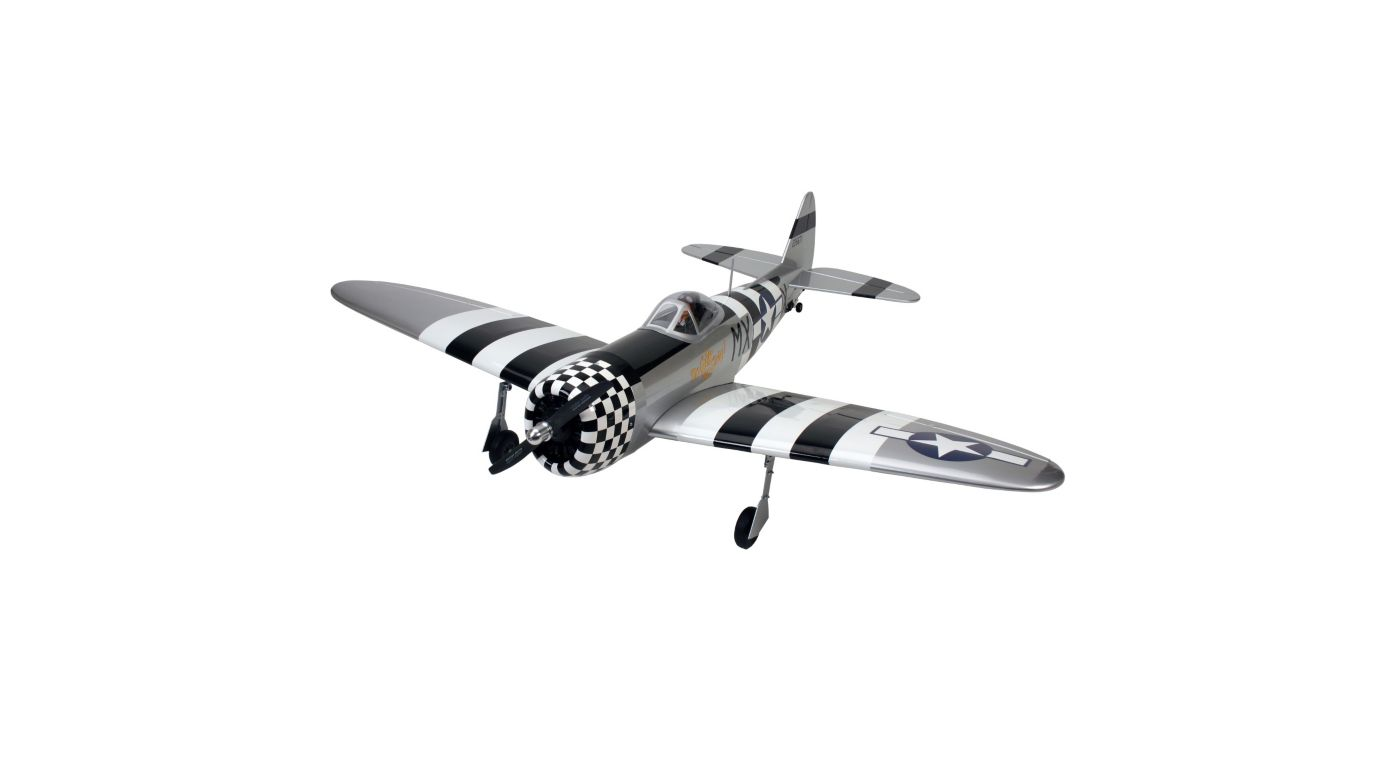 Image for P-47 Thunderbolt 60 ARF from HorizonHobby