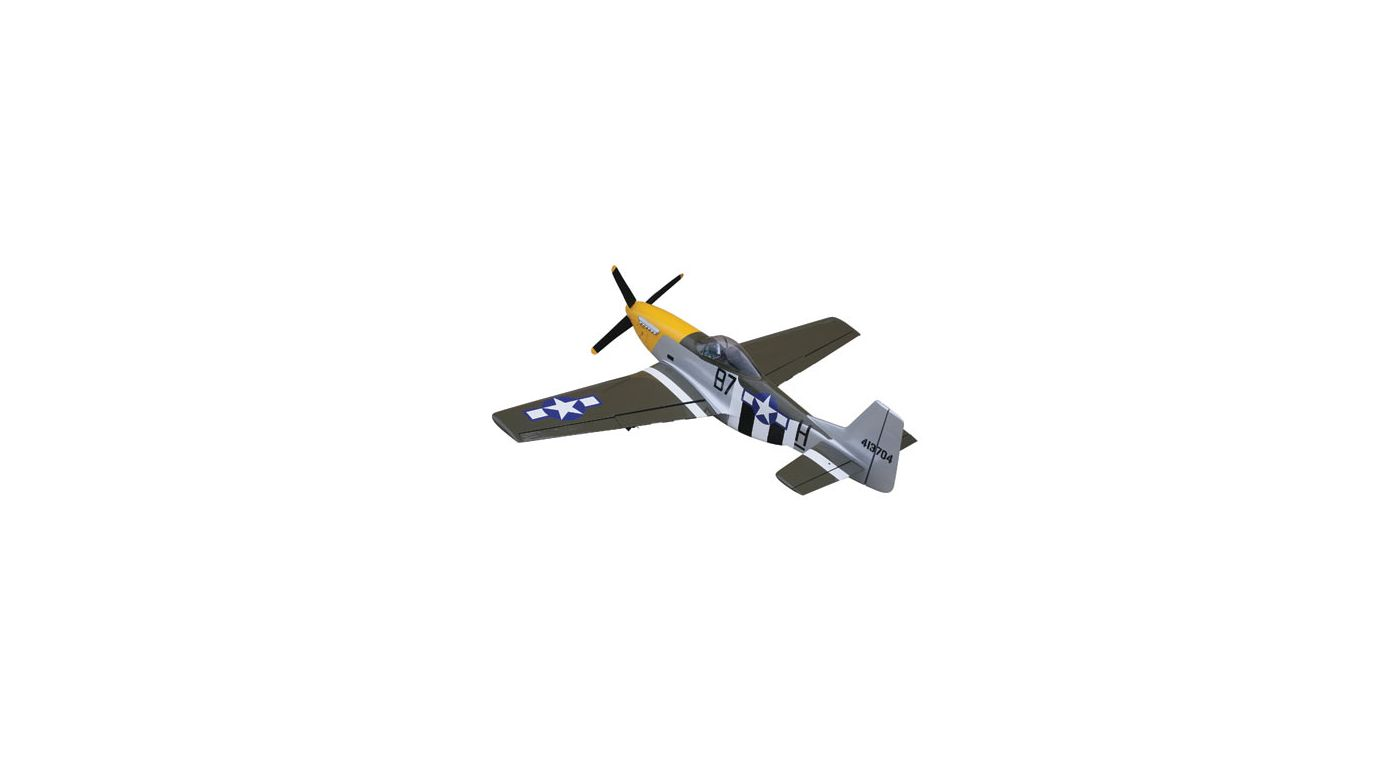 Image for P-51D Mustang 150 ARF from HorizonHobby