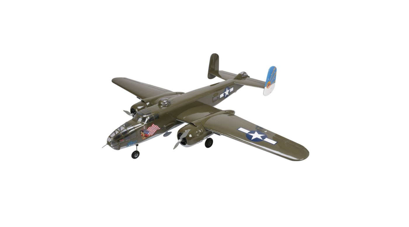 Image for B-25J Mitchell ARF from HorizonHobby