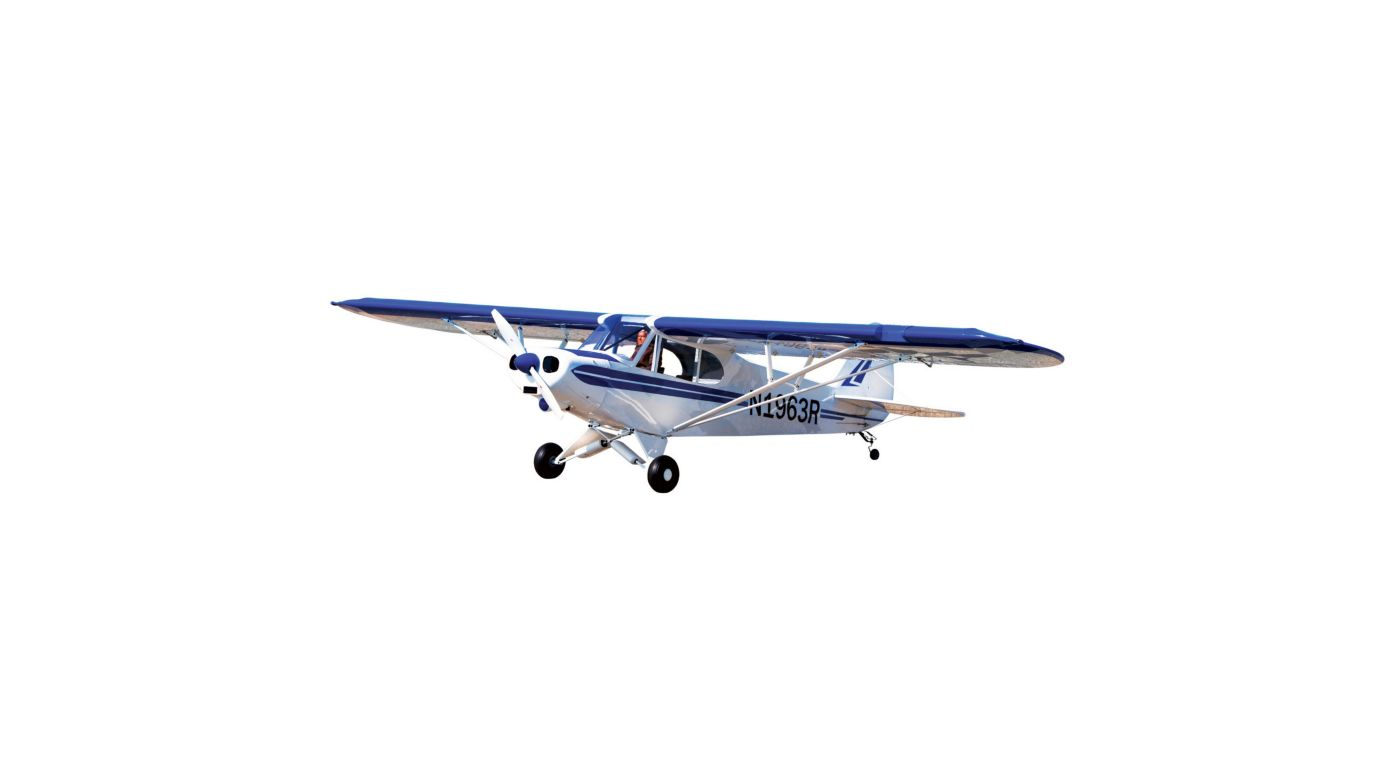 Image for 1/4 Scale PA-18 Super Cub ARF from HorizonHobby