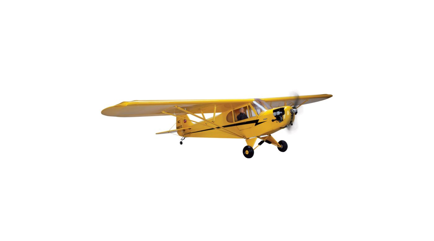 Image for 1/4-Scale J-3 Cub ARF from HorizonHobby