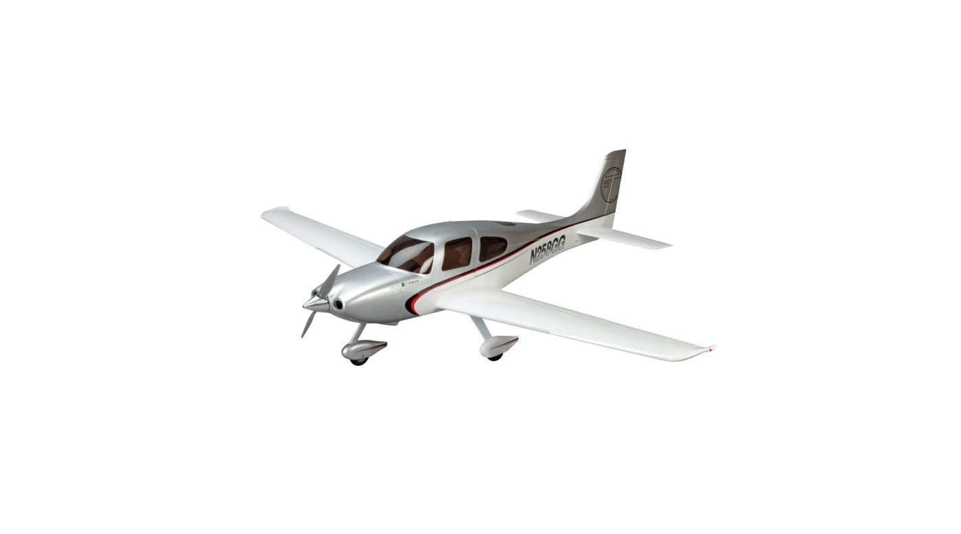Image for Cirrus SR22T 30cc ARF from HorizonHobby