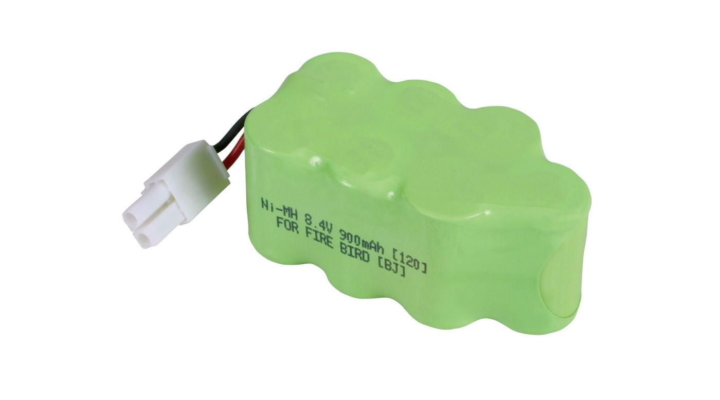 Image for 8.4V 1000mAh NiMH Batt:ABS,ABC,ABE,FBF,F-27B,CUB from HorizonHobby