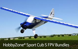 HobbyZone Sport Cub S FPV BNG RTF