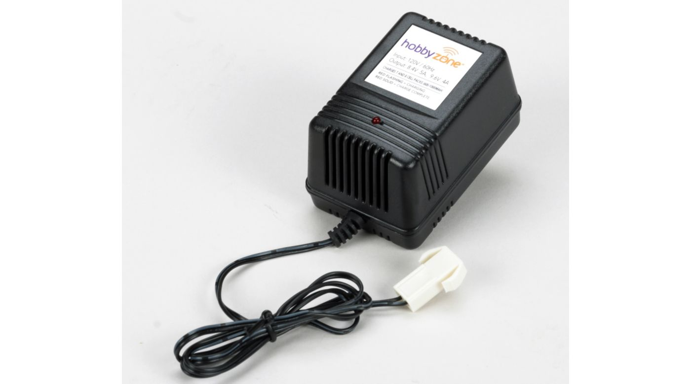 Image for AC Delta Peak Charger: 8.4V-9.6V from HorizonHobby