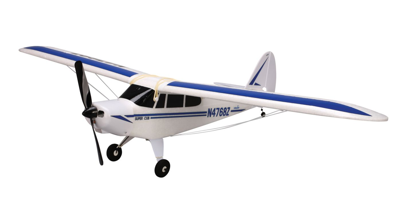 Image for Super Cub LP BNF from HorizonHobby