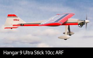 Hanger 9 Ultra Stick 10cc ARF