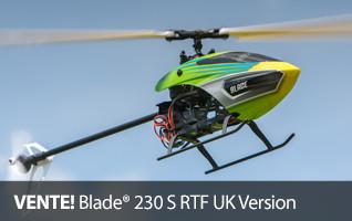 VENTE Blade 230 S RTF UK Version RC Heli