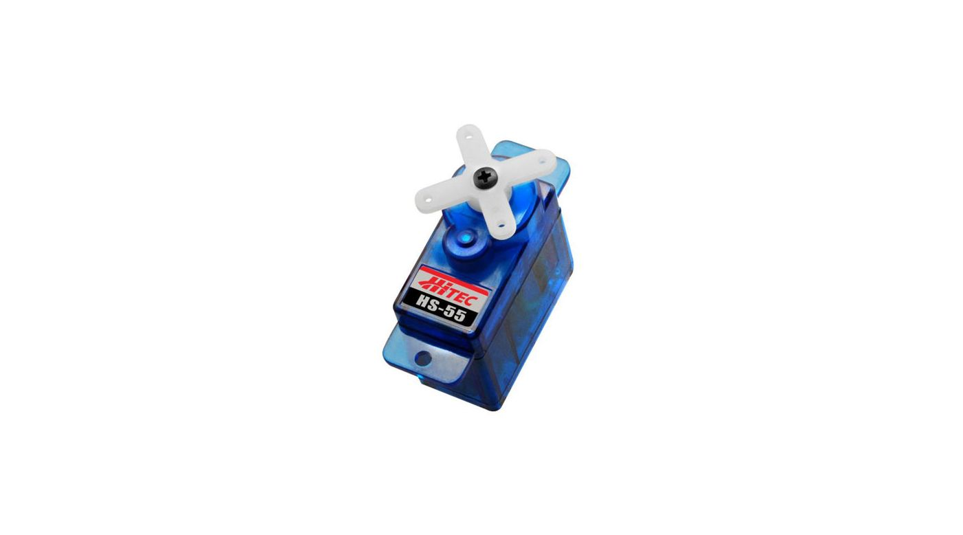 Image for HS-55 Ultra Micro Servo from HorizonHobby