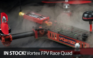 Immersion RC Vortex Race Quad 5.8 GHz 350mW Kit