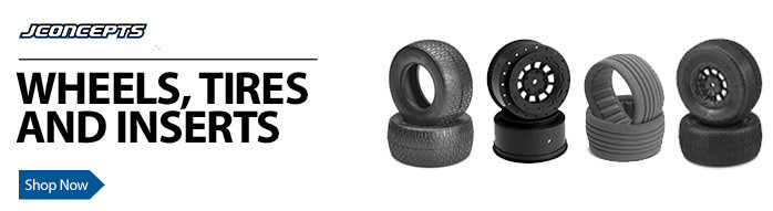 JConcepts J-Concepts JCO Wheels Tires Rims Inserts Accessories