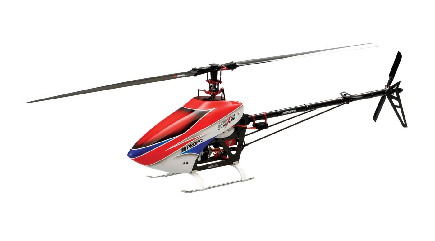 Image for E6-550 Heli Kit with blades from HorizonHobby