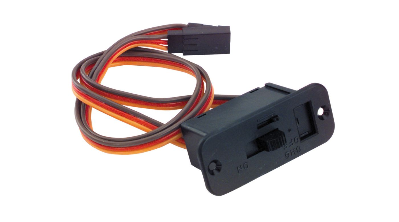 Image for JR Chargeswitch from HorizonHobby