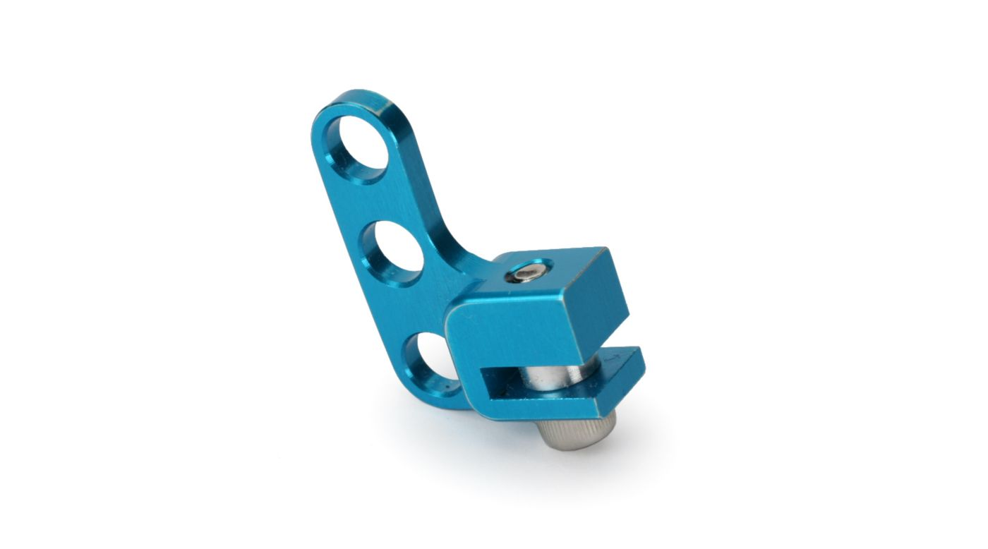 Image for JR DSM Neck Strap Adaptor: Blue from HorizonHobby