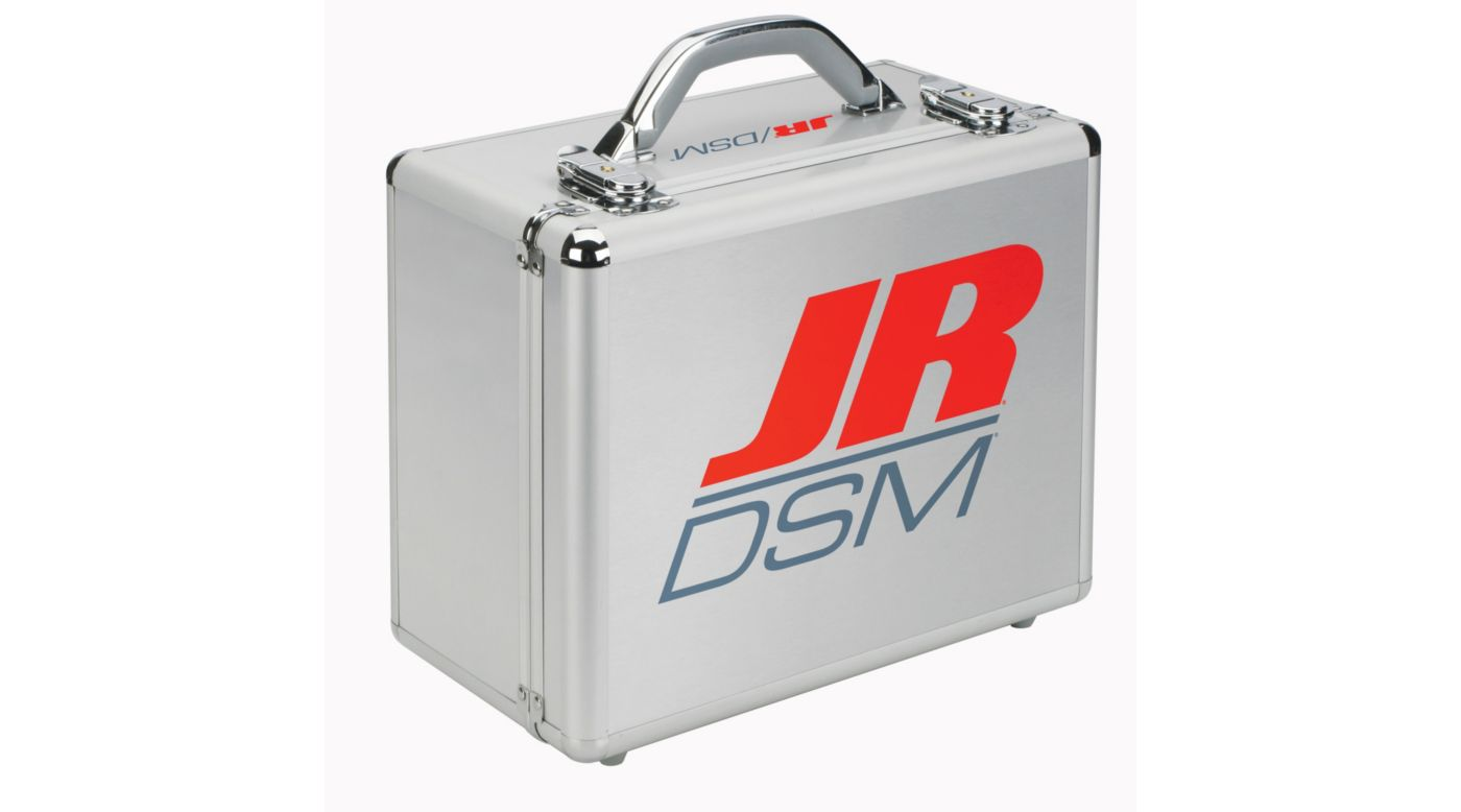 Image for JR DSM Single Pro Transmitter Case from HorizonHobby