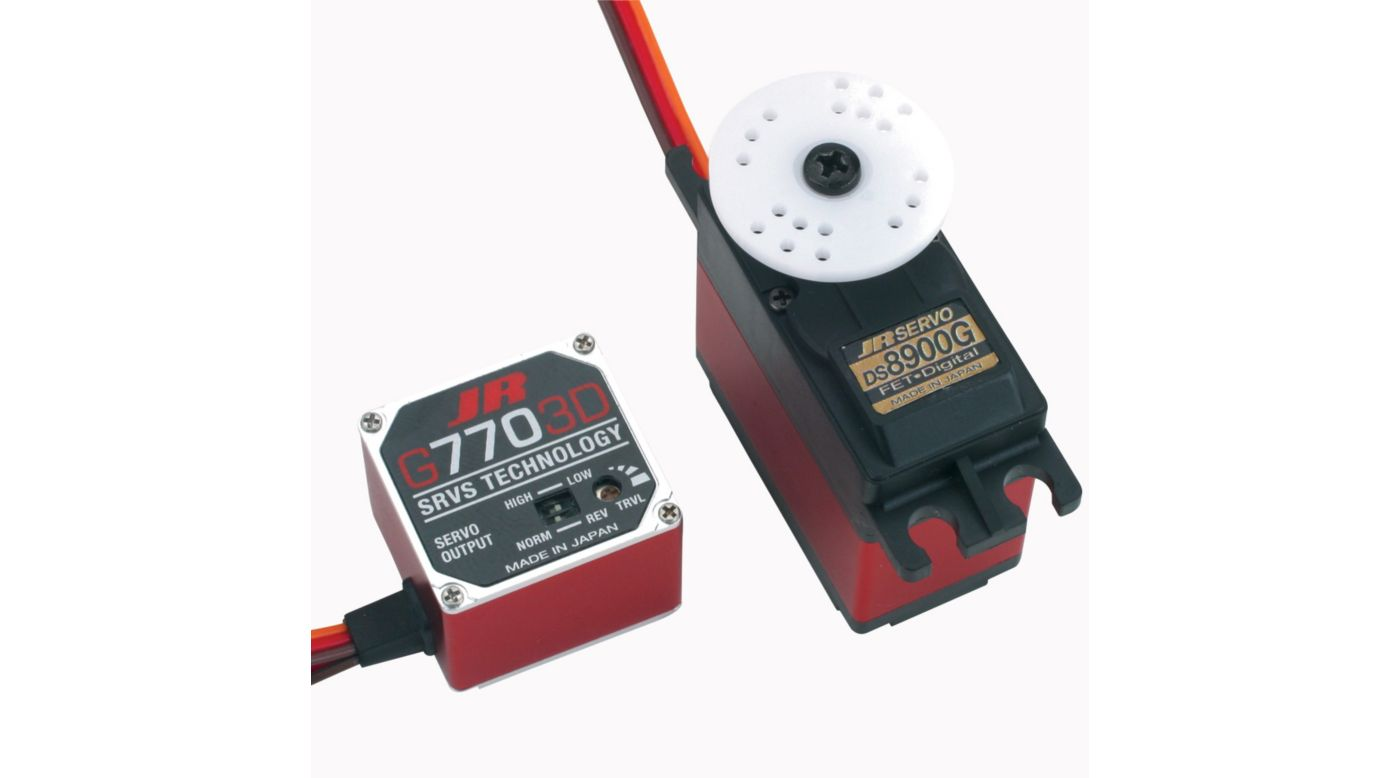 Image for G7703D/S8900G Gyro/Servo Combo Pack from HorizonHobby
