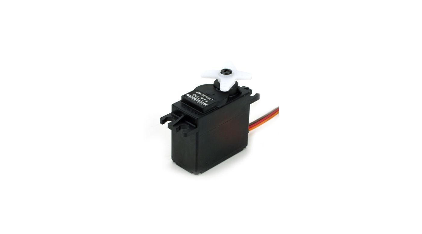 Image for DS811 Advanced Sport Digital Servo from HorizonHobby