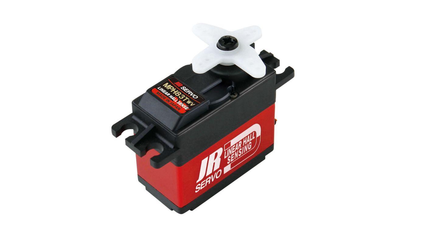 Mph83t linear hall sensor brushless torque servo for Linear motor hall sensor