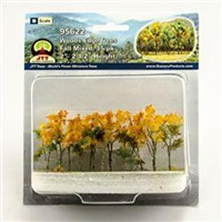JTT95622 JTT Scenery Products Woods Edge Trees Fall 15/ 373-95622