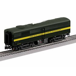 Lionel 1933509 O BTO FB-2 superbass C&NW