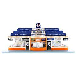 Lionel 685185 O Renz Hobby Shop 434-685185