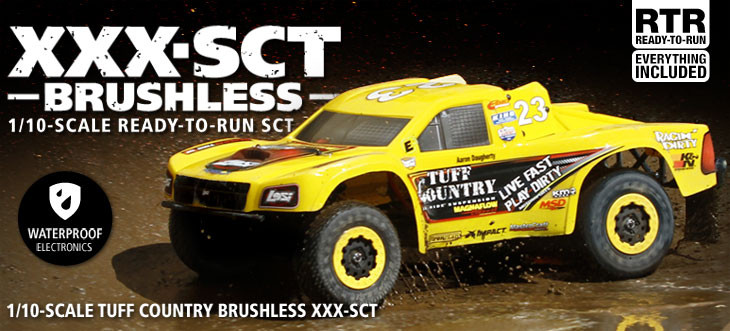 Losi Tuff Country