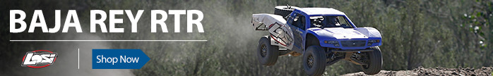 Baja Rey Off Road Truck Straight Axle AVC Desert RTR Ready To Run