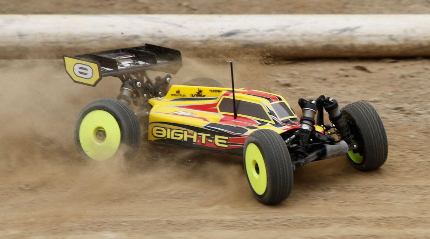 Losi 1 8 8ight E 4wd Electric Rc Buggy Rtr With Avc